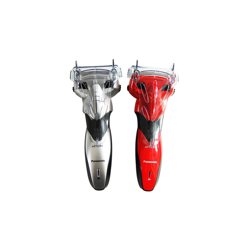 松下剃须刀ES-SL33电动充电式男士胡须刀刮胡刀子全身水洗 支持* 全身水洗 干湿两用 拱形 3刀头