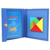 磁立方立�w幼�褐橇ζ咔砂迤�D磁性俄�_斯拼�D�和�益智玩具游��