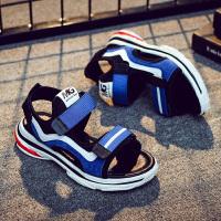 男童凉鞋新款中大童女童夏季沙滩鞋儿童学生童鞋