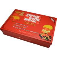 【第一级别】Red红盒 5-6岁 Everyday Book Box 天天阅读系列英文原版 50册盒装分级阅读 附教学练习CD 学乐出品 Scholastic
