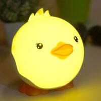 充电触摸感应台灯卧室床头喂奶小夜灯儿童led节能睡眠起夜睡小灯