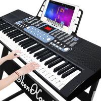 钢琴宝宝玩具3-6-12岁女孩男儿童电子琴初学者入门61键