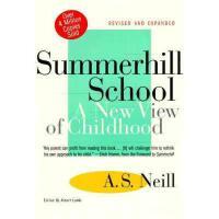 【预订】Summerhill School: A New View of Childhood