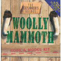 The Explorers Guides: Woolly Mammoth 小探险家:猛犸象 ISBN978174178