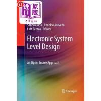 【中商海外直订】Electronic System Level Design: An Open-Source Appr