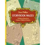 Storybook Mazes (【按需印刷】)