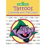 【预订】Sesame Street Tattoos Counting with the Count