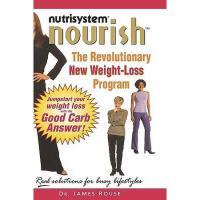 【预订】Nutrisystem Nourish: The Revolutionary New