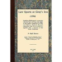 【预订】Law Sports at Gray's Inn (1594)