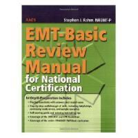 【预订】EMT-Basic Review Manual for National Certification