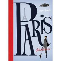 【预订】Paris Sketchbook