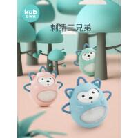 KUB可优比不倒翁玩具0-3-6-12个月宝宝音乐早教0-1岁婴儿安抚玩具