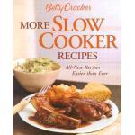 【预订】Betty Crocker More Slow Cooker Recipes