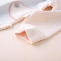 婴儿套装宝宝内衣新生儿薄款秋冬衣服