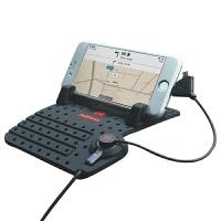 苹果车载手机支架 汽车手机架充电器磁性车用吸盘仪表台