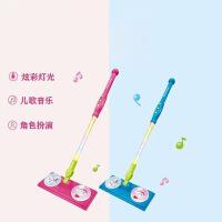 儿童玩具宝宝过家家音乐玩具趣味清洁扫把簸箕套装小拖把男女孩