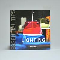 ESSENTIAL TIPS: LIGHTING室内配饰设计 家居灯饰灯光照明搭配 室内软装设计书籍