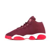 美国直邮 Air Jordan Horizon Low GS AJ13 女式女士篮球鞋 防滑编织 大童多色可选 海外购