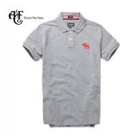 Abercrombie & Fitch 标识款 红鹿 POLO衫 春装系列