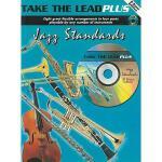 【预订】Take the Lead Plus Jazz Standards: Bb Brass [With CD