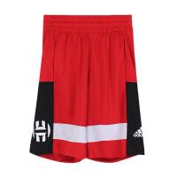 adidas/阿迪达斯男款2019夏季新款运动哈登宽松五分裤DU6257