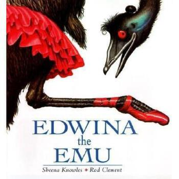 【预订】Edwina the Emu Y9780064434836 美国库房发货,通常付款后3-5周到货!