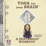 【预订】Yoga for Your Brain: A Zentangle Workout