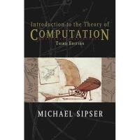 【预订】Introduction to the Theory of Computation