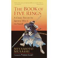 【预订】The Book of Five Rings A Classic Text on the Japanese W