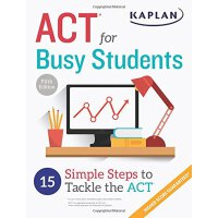 ACT for Busy Students: 15 Simple Steps to Tackle the ACT【英文