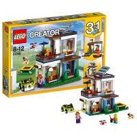 [当当自营]LEGO 乐高 Creator创意百变系列 现代独栋别墅 积木拼插儿童益智玩具31068