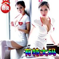 新款真人性感女护士情趣制服套装睡裙夜店透明内衣睡衣极度诱惑 均码