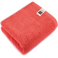 三利 50支精梳棉优选简素加大毛巾1条 35×80cm 柔软吸水亲肤面巾