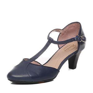 Bata/拔佳春季专柜同款牛皮女凉鞋AD301AK6