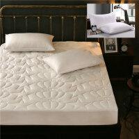 床笠纯棉 加厚夹棉全棉床罩床垫保护套单件1.8米床垫套