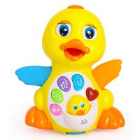 早教鸭婴儿玩具女宝宝玩具2-3岁益智力7小孩