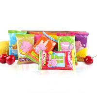 8包*3盒共24包手口专用 婴儿小包便携随身湿巾湿纸巾湿巾纸