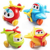 儿童玩具礼物惯性小飞机回力滑行直升机飞机耐摔宝宝2岁
