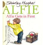 Alfie Gets In First 阿尔菲被锁在家里 ISBN 9781862307834