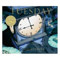 Tuesday 英文原版 《疯狂星期二》(1992年凯迪克金奖)