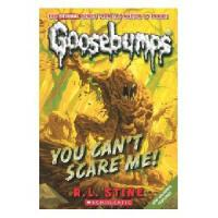 英文原版 CLASSIC GOOSEBUMPS #17:You Can\'t Scare Me! 鸡皮疙瘩经典17:你