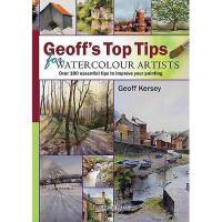【预订】Geoff's Top Tips for Watercolour Artists
