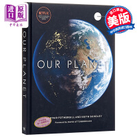 【中商原版】我们的星球 英文原版 Our Planet: The Greatest Story of All 地球 生命 自然科学