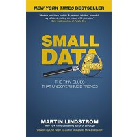 Small Data:The Tiny Clues That Uncover Huge Trends 小数据:揭示隐藏