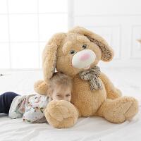 兔子毛绒玩具长耳兔公仔垂耳兔布娃娃儿童玩偶生日礼物女生