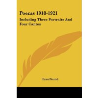 Poems 1918-1921: Including Three Portraits And Four Cantos