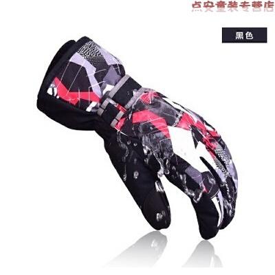 儿童滑雪手套防水防雪加厚保暖五指男童女童玩雪手套加绒冬季手套 发货周期:一般在付款后2-90天左右发货,具体发货时间请以与客服协商的时间为准