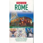 Insight Step by Step Rome(ISBN=9789812821775) 英文原版