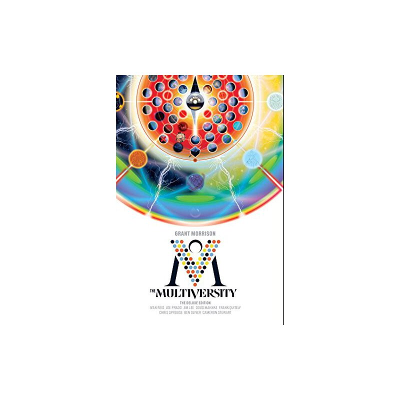 【现货】英文原版The Multiversity Deluxe Edition巨型大学