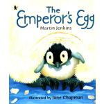 英文原版绘本 The Emperor's Egg STEM百科科普图画书Walker Nature Story